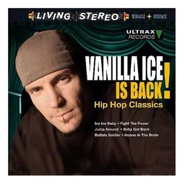Vanilla Ice Is Back
